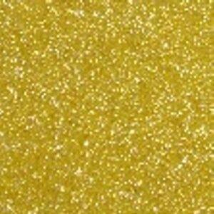 Applikation Glitter guld